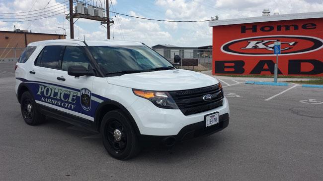 KCPD Patrol Unit