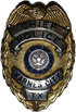 Karnes City Police Deparment badge