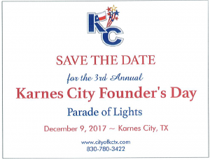 Save the Date!!